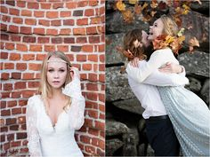 THE NORWEGIAN WEDDING BLOG : Scandinavian Style Workshop by Julie Vold