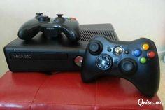 Xbox 360 Slim flashé