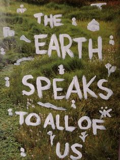 They'll spend at least half of that time listening to the earth. And it tells her so much. It's a child of Demeter thing. Not many ever learn how to do it though because it requires large amounts of patience and self discipline. Mother Earth, Mother Nature, The Knowing, Pretty Words, Ghibli, Just In Case, Mindfulness, Wisdom, Positivity