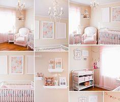 El estilo shabby chic es perfecto para decorar y preparar la habitación del bebé. Un estilo acogedor, femenino, tierno en el que encontrarás los detalles perfectos.