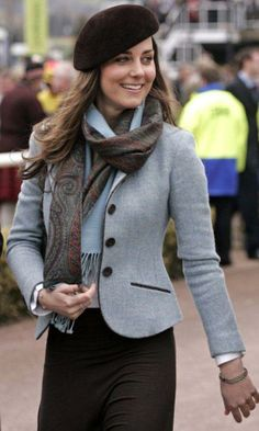 Kate Middleton, Duchess of Cambridge - Kate Middleton hats - Kate Middleton fashion - Kate Middleton style - Wedding hats - Marie Claire - Marie Claire UK Moda Kate Middleton, Style Kate Middleton, Princess Kate Middleton, The Duchess, Duchess Of Cambridge, Royal Fashion, New Fashion, Fall Fashion, Work Fashion