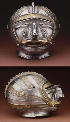 Tournament helmet - German