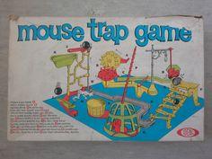 vintage mouse trap game.