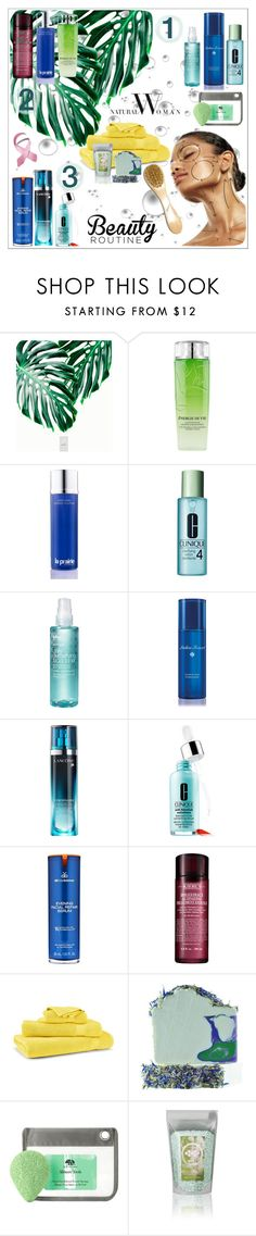 """""""BEAUTY ROUTINE!!!"""" by kskafida ❤ liked on Polyvore featuring beauty, WALL, Lancôme, La Prairie, Clinique, Bliss, Acqua di Parma, MDSolarSciences, Kiehl's and Ralph Lauren Home"""