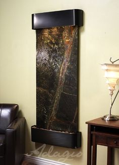 The Inspiration Falls Wall Water Feature is an excellent way to decorate any space. Visit Water Feature Supply for the best prices and free shipping.