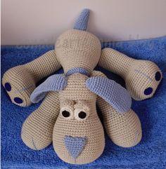 easy crochet animals for beginners More Tags: easy crochet animals,micro crochet animals,small crochet animals,miniature crochet animals,crocheted stuffed an. Crochet For Kids, Diy Crochet, Crochet Crafts, Crochet Baby, Crochet Projects, Crochet Patterns Amigurumi, Amigurumi Doll, Crochet Dolls, Crocheted Toys