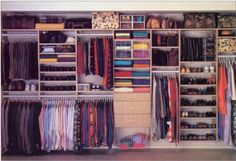 """How to Design a His and Her Closet"""