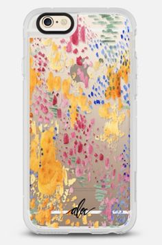 Casetify iPhone 7 Case and Other iPhone Covers - Watercolor Mosaic by A Life of Color   #Casetify