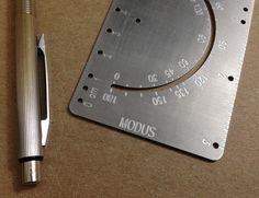 MODUS: Ultimate 11-in-1 Portable Sketching Tool. by SHARD Designs — Kickstarter