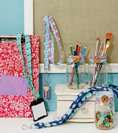 Fabric Classroom Accessories