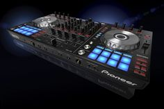 A new DJ controller - the Pioneer DDJ-SX - will be the first to come bundled with Serato DJ, Serato's latest software. Pioneer Ddj, Serato Dj, New Dj, Professional Dj, Edm Music, Music Industry, Music Instruments, Product Launch, Music Studios