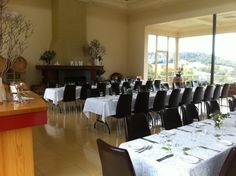"""5 star wedding venue in the beautiful Yarra Valley. """"Sutherland Estate has one of the most spectacular vineyard sites in Australia. Wedding Venues Melbourne, Victoria Wedding, Yarra Valley, Star Wedding, Home Decor, Decoration Home, Room Decor, Interior Decorating"""