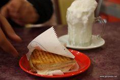 susurluk tostu ve ayranı
