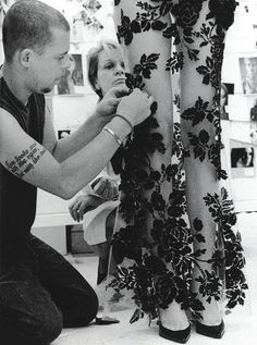 Alexandre McQueen