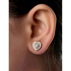 Real Diamond Earrings, Diamond Studs, Women's Earrings, Diamond Jewelry, Diamond Heart, Black Diamond, Pandora Earrings, Indian Earrings, Jewelry Tags
