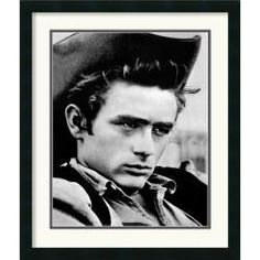 @Overstock - Artist: unknownTitle: James Dean - CowboyProduct type: Framed art printhttp://www.overstock.com/Home-Garden/James-Dean-Cowboy-Framed-Art-Print/6608480/product.html?CID=214117 $116.99