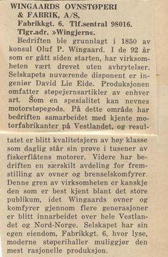Fotomuseum Bedrift Fra Det Norske Næringsliv – Bergen Fylke 1945