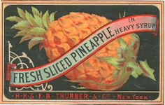 Sisters Warehouse: Vintage Vegetable Labels