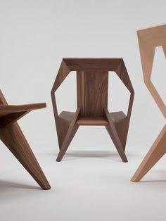 Konstantin Grcic has designed the MEDICI chair for Italian manufacturer Mattiazzi.
