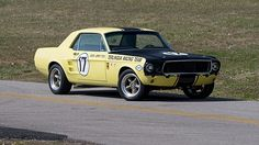1967 Ford Mustang Coupe Jerry Titus Trans Am Replica presented as lot T241 at Indianapolis, IN 2015 - image12