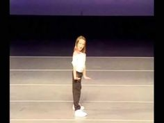 10 year old hip hop dancer. Kassidy Chism; AMAZING