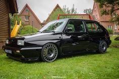 Golf MK 2 Rallye