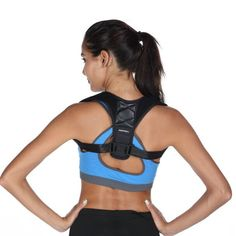 we are posture corrector manufacture . This posture corrector can help you keep back straight ,reduce upper back pain. Improve Posture, Good Posture, Neck And Shoulder Pain, Shoulder Pads, Better Posture Exercises, Posture Corrector For Men, Neck Problems, Upper Back Pain, Muscle Pain