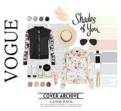"""________"" by audreyisadinosaur on Polyvore featuring Oris, WearAll, New Look, Ray-Ban, Bobbi Brown Cosmetics, Terre Mère, Serge Lutens and Eve Lom"