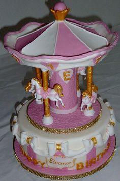 Karussell Torte