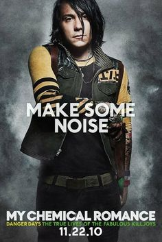 My Chemical Romance - Google Search     MAKE SOME NOISE!