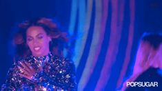 Pin for Later: 28 Beyoncé Dance Moves That Will Make Your Soul Shiver This Unworldly Double Hair Flip