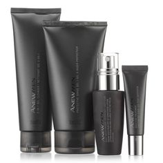 Avon's first skin care collection for men bring Avon's skin care expertise to protecting the health and moisture of men's skin. Anew Men is a new line of simple and effective skin care products that work to keep skin healthy, hydrated and sun-protected. Anew Men skin care products are for men of any age who are concerned about the health of their skin. Shop Anew Men Skin-Care online at www.youravon.com/my1724 #AVON #ANEW #SKINCARE #MEN