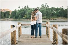 Engagement Session: Ben & Amy // Julian, CA » Analisa Joy Photography