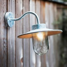 Description:This elegant St Ives Swan Neck exterior light makes the perfect porch light and will suit both modern and period homes. With its elegant neck and clear oversized glass shade, the St Ives swan neck light is a classy addition to y Outdoor Barn Lighting, Garage Lighting, Porch Lighting, Outdoor Walls, Wall Sconce Lighting, Wall Sconces, Conservatory Lighting, Gooseneck Lighting, Indoor Outdoor