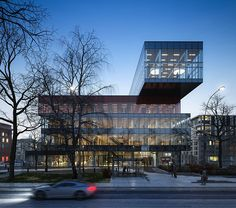 Halifax Library in Canada on Behance
