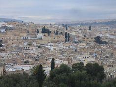 Medina de Fez Marruecos.