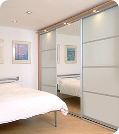 Contempory Glass doors