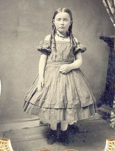 Standing beauty ambrotype. by Mirror Image Gallery, via Flickr
