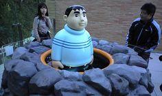 Good looking Gian at Fujiko F.Fujio Museum