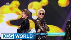 2PM & VIXX & BTS - Power Performance [2014 KBS Song Festival / 2015.01.14]
