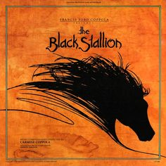 """The Black Stallion"" (1980, United Artists).  Music from the movie soundtrack."