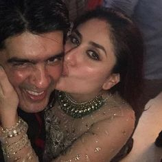 From meeting her first when she was 9-years-old to designing her wedding outfits #ManishMalhotra and #KareenaKapoorKhan have been #BFFs for over 25 years! #bestfriendgoals  Check out these celebrities and their fashion designer bffs via link in bio.  #Bebo #bollywood #fashion via ELLE INDIA MAGAZINE OFFICIAL INSTAGRAM - Fashion Campaigns  Haute Couture  Advertising  Editorial Photography  Magazine Cover Designs  Supermodels  Runway Models
