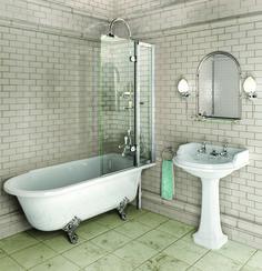 FREESTANDING BATHS - Tips & Advice on Choosing a New Bath #bathrooms