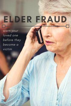 Elderly advocate, caregiver, granny scam, elder fraud, elderly warning, aging parent, senior #ParentingAging