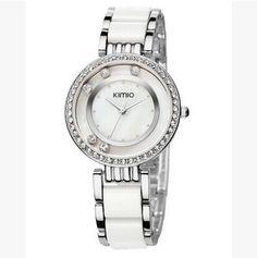 Kimio fashion watch rose gold