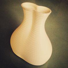 Siamese Twin Vase by Zebra404.