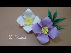 Discover more about Origami Paper Craft Origami Star Box, Origami Ball, Origami Fish, Origami Folding, Origami Stars, Origami 4 Petal Flower, Paper Origami Flowers, Origami Paper, Origami Wreath