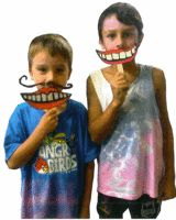 Mouths Quick Crafts, Crafts For Kids, Mouths, Painting & Drawing, Ronald Mcdonald, Children, Fictional Characters, Toddlers, Boys