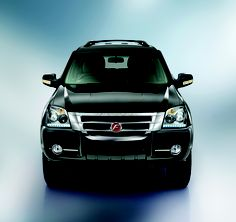 SUV Force One 'Bold Black' Front