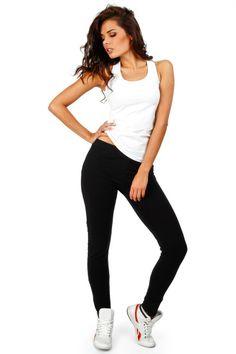 Pantalon de jogging, noir.